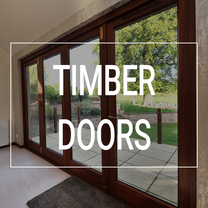 Timber door home page